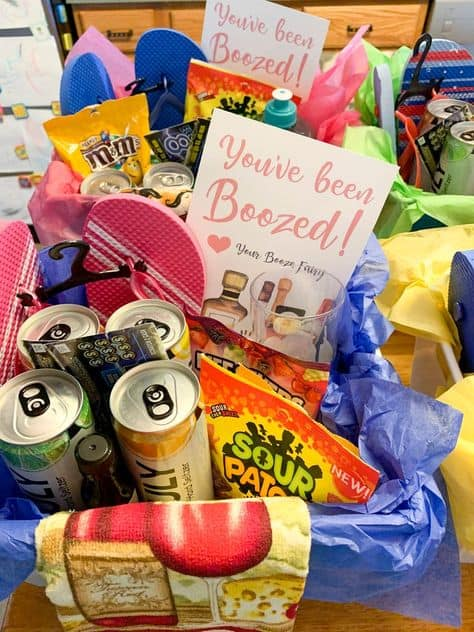 best care packages for friends you've been boozed