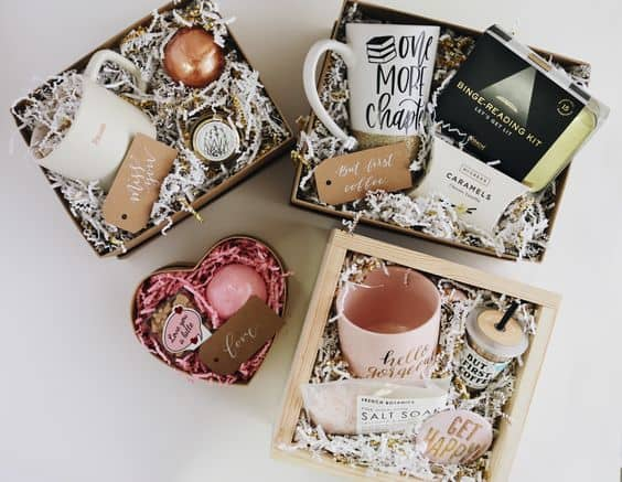 paquetes de ayuda para probar para los amigos que envían amor