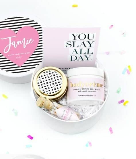 gift ideas for galentines slay all day kit