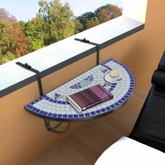 balcony decorating ideas over mini side surface table