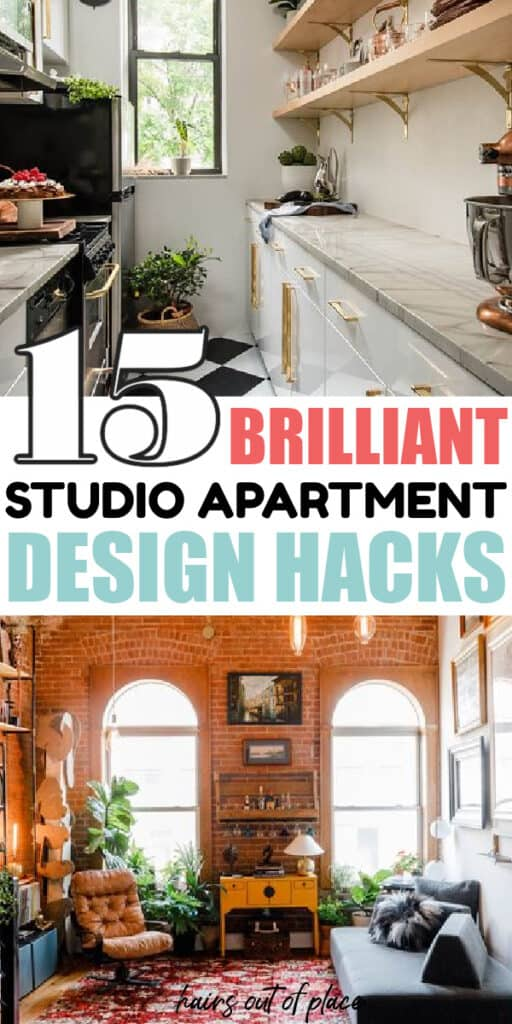 brilliant studio apartment