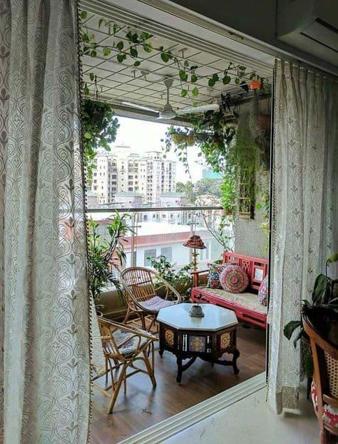 cute ways to decorate balcony outdoor living area cute spacious balcony