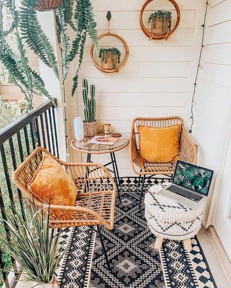 ways to decorate your balcony aesthetic decorating