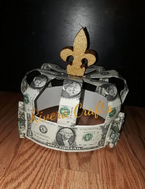 best ideas money gifts money crown