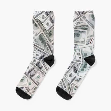 money gifts for the grad money socks