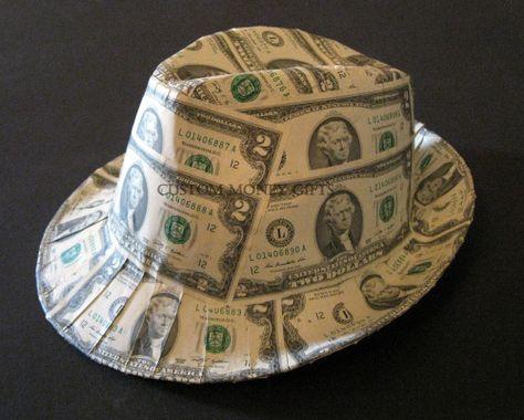 money grad gifts cool money hat