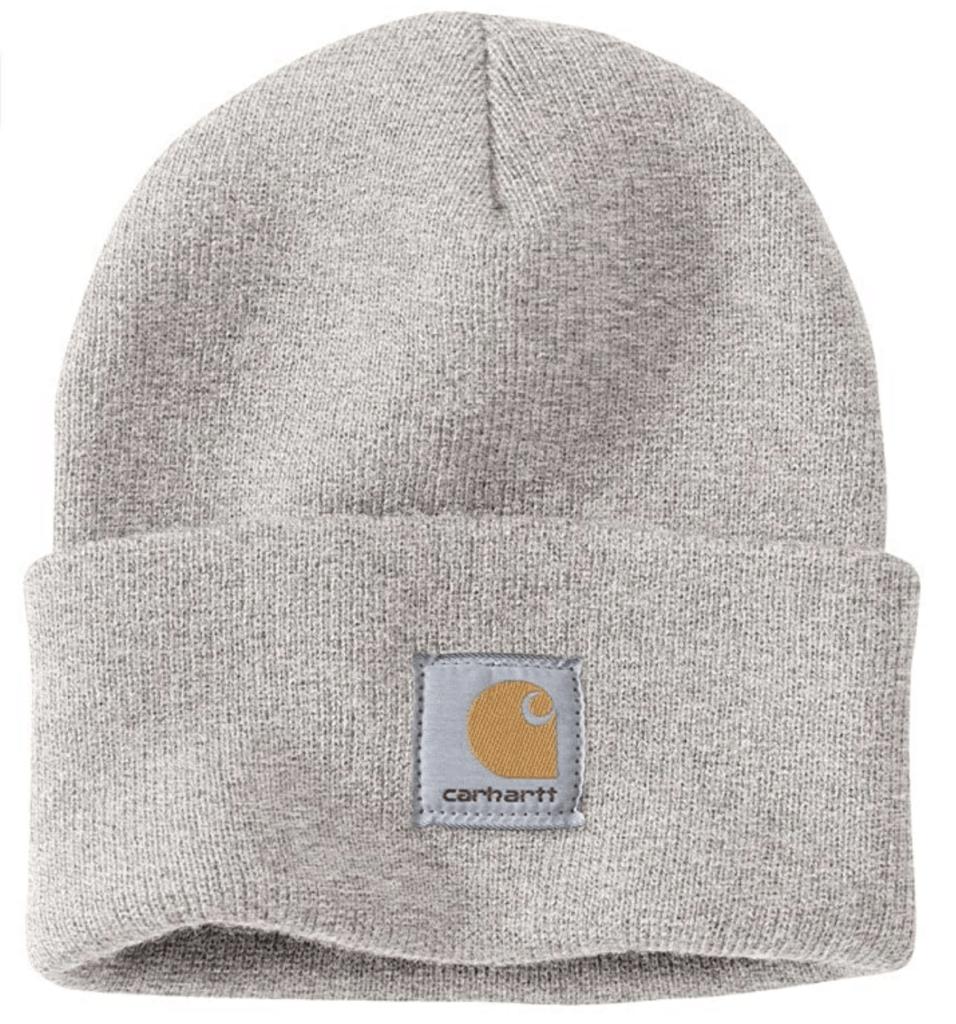 stocking stuffer ideas for boyfriend, easy carhart hat gray