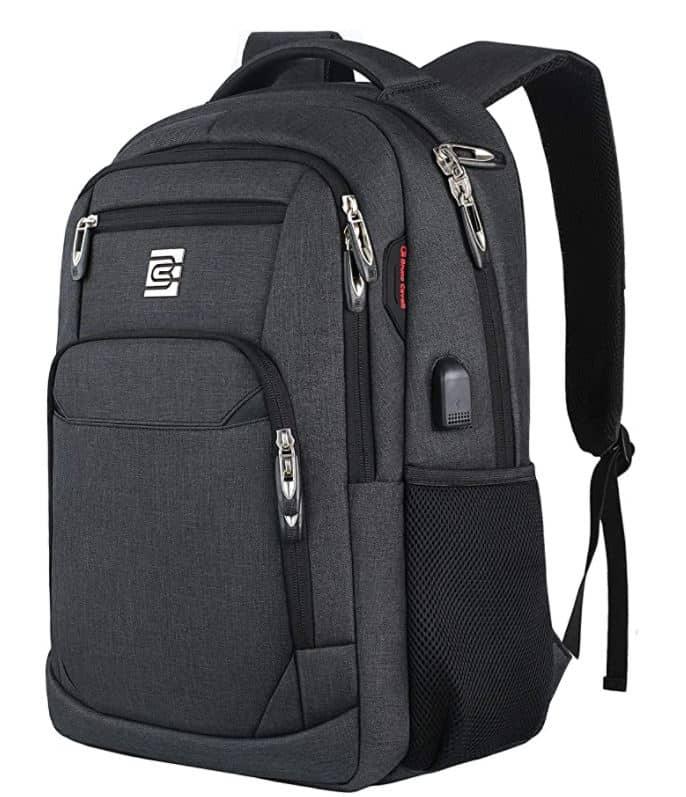 back business college backpack for men