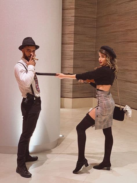best couple costumes diy ideas creative and cute