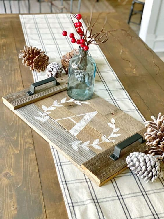 best friend christmas gifts diy wooden board