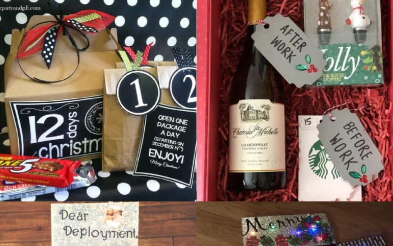christmas care package ideas