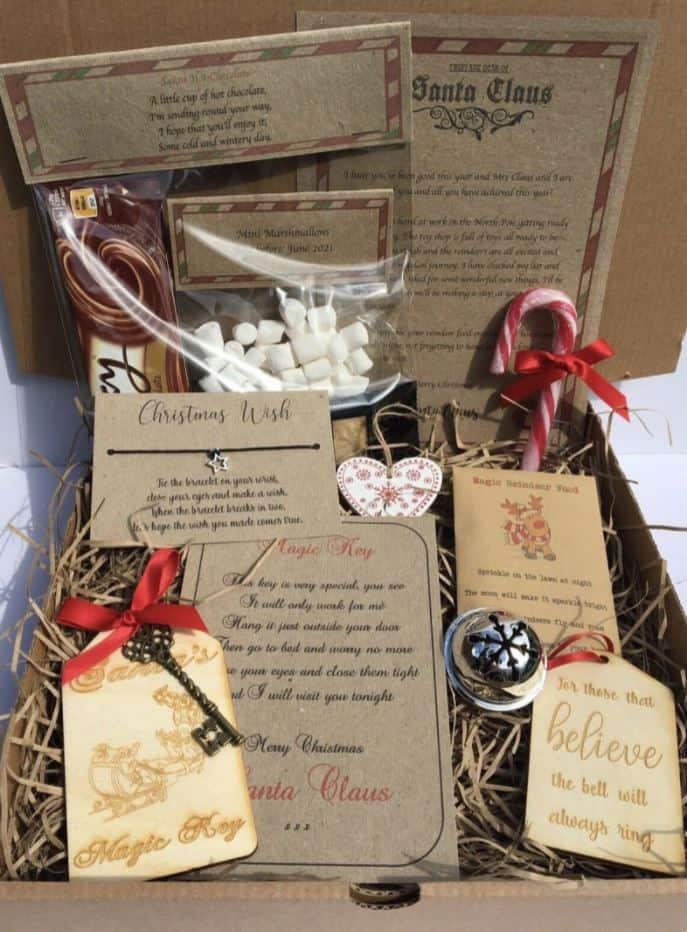 christmas eve box ideas personalized