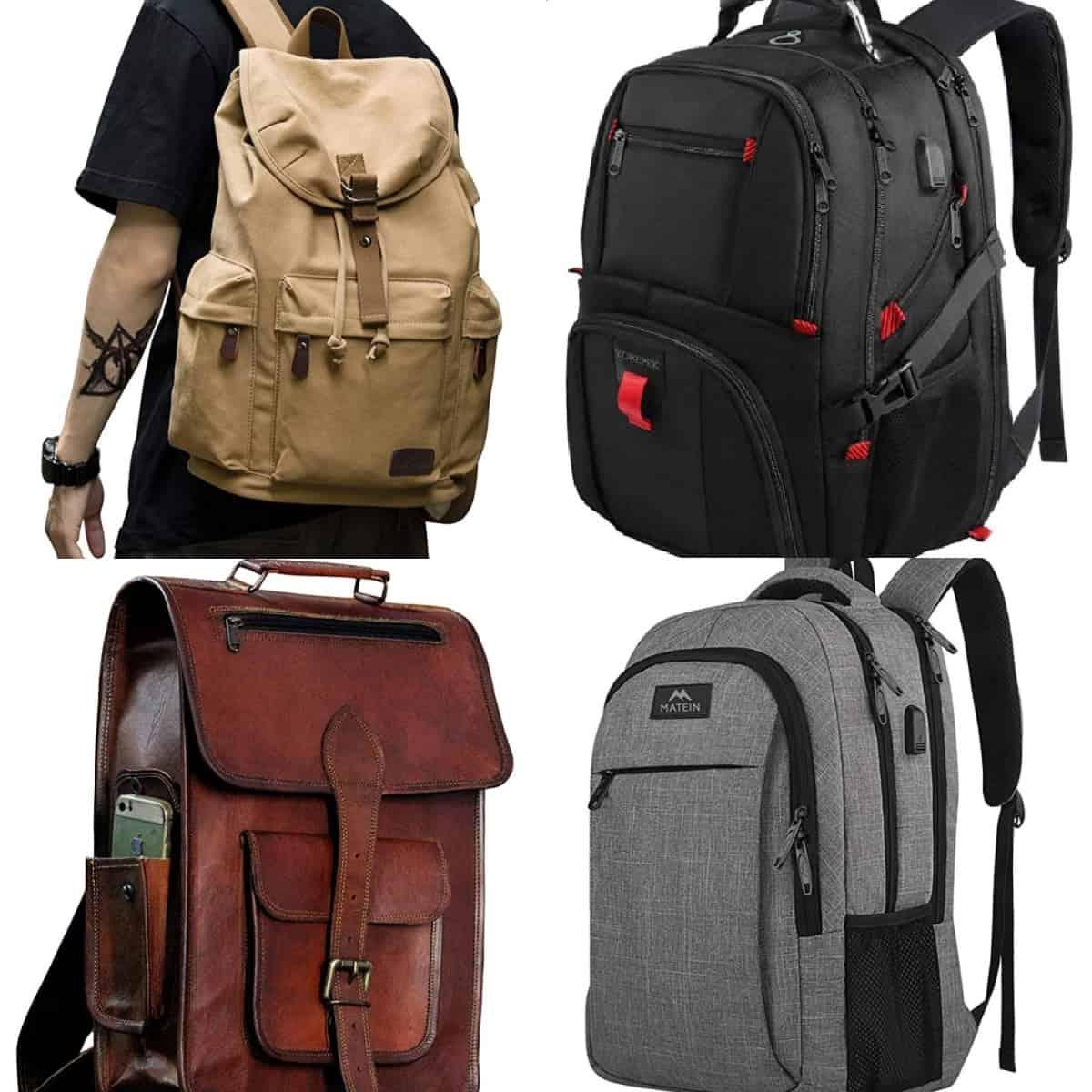 college backpacks for men