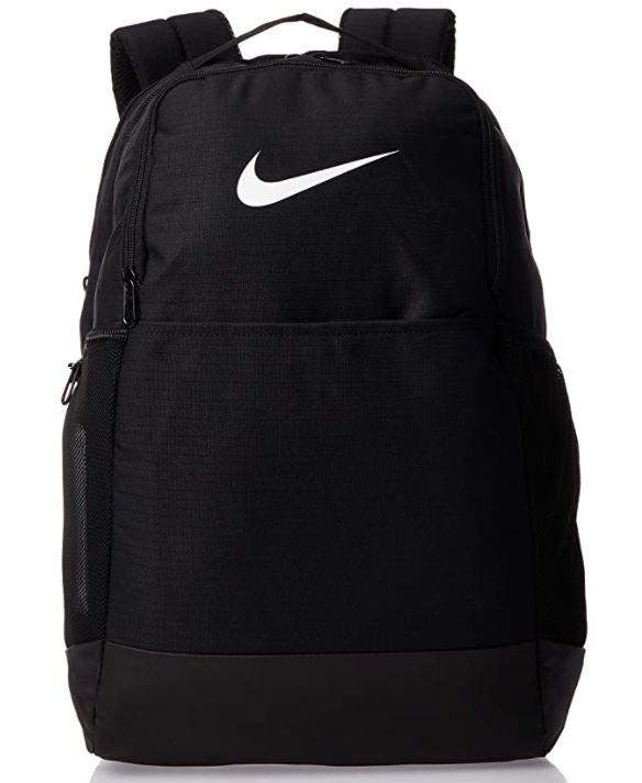college backpacks for men nike training black training backpack