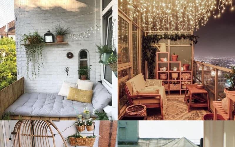 cute balcony decor ideas and designs