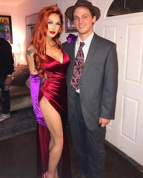 diy halloween couple costumes halloween glam