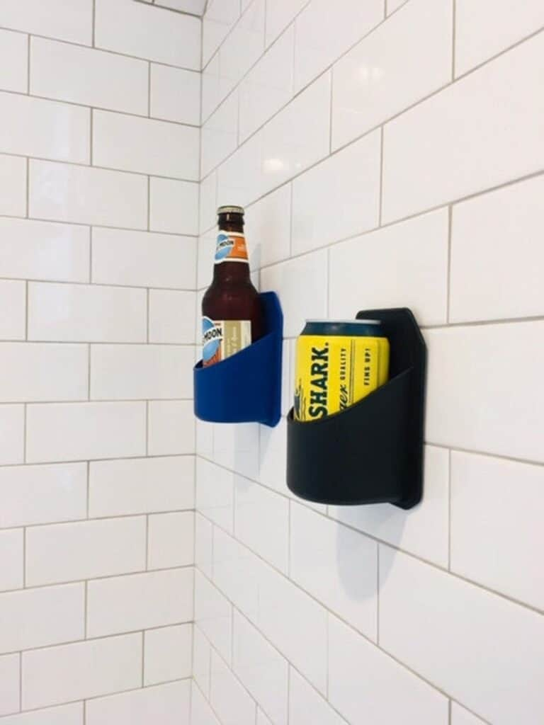 stocking stuffer ideas for boyfriend shower beer holder etsy