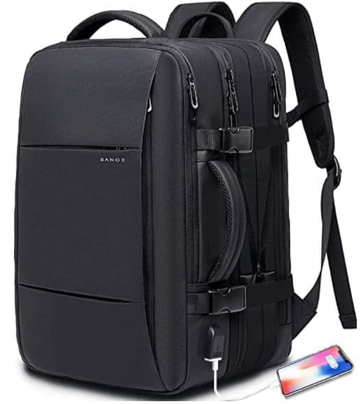 weekender backpack college backpacks for men